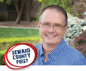 Shannon Francis - Putting Seward County First